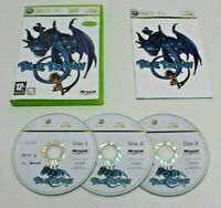 Microsoft Xbox 360 - Blue Dragon - PAL- Complet