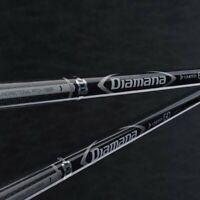 New Mitsubishi Diamana D Limited Shaft - Choose Weight/ Flex/ Adapter