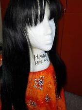 Bangs Unisex Medium Length Wigs & Hairpieces