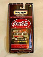 1967 VW Transporter - 1:64 th Scale - Coca-Cola  1999 Die Cast