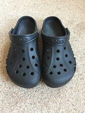Crocs 'Baya' Clogs - Black - Mens size UK 6