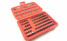 100PCS CR-V Security STAR Hex Torx Screwdriver Bits Holder Set Taiwan