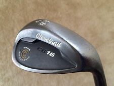Cleveland CG16 Tour Zip Grooves 58° Wedge 58-12 With Wedge Flex Steel Shaft