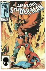 The Amazing Spider-Man No 261 - 1984 HIGH GRADE!