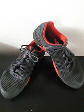 Reebok Crossfit Shoes M43438 Nano 4.0 Black Red Training Mens Size 12 US Sports