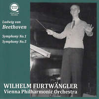 WILHELM FURTWANGLER &...-LUDWIG VAN BEETHOVEN : SYMPHONY NO.1 & 5-JAPAN CD F66