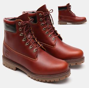 Timberland Heritage 6 Inch Premium Waterproof Men's Comfy Boots