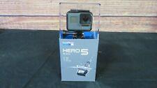 New listing GoPro Hero5 4K Ultra Hd Action Camera Chdhx-501 - Black