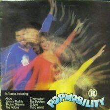 Popmobility - Various Artists - Gatefold Vinyl LP - CBS - 1982