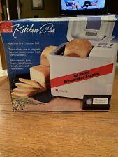 Regal Kitchen Pro Breadmaker Bread Machine Model K6744