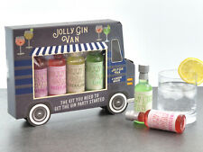Gin Party Drink Mixers Van Truck Christmas Birthday Novelty Present CLEARANCE