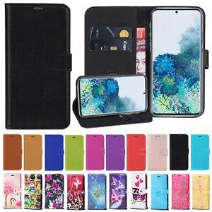 For Samsung Galaxy Note 10 Lite, S10 Lite 2020 PU Leather Flip Folio Stand Case