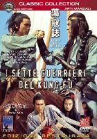 I sette guerrieri del Kung Fu (edizione restaurata) - DVD DL004227