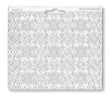 Staedtler fimo unique oriental texture feuille craft art fun 16.7cm x 14cm