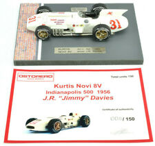 Ostorero Kurtis Novi 8V -Jimmy Davies #31 - 1956 Indy 500 1/32 Resin Car DGO 101