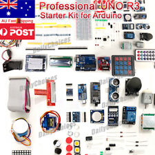 Professional UNO R3 Starter Kit for Arduino LCD Compass Gyro DIY AU Shipping