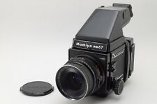 【Exc+++】 Mamiya RB67 pro SD Medium Format w/ SEKOR C 90mm F3.8, From Japan