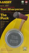 Lansky 'The Puck' Dual Grit Multi-Purpose Tool Sharpener LPUCK