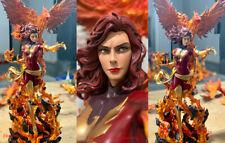 Private Custom Marvel 1/4 X-men Dark Phoenix Three Heads Resin Statue Pre-order