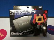 Transformers Takara Device Label Broad Blast Operating USB HUB  NEW