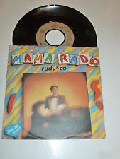 "RUDY & C0 - Mama Radio - 1985 German 7"" Juke Box Vinyl Single"