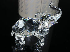 SWAROVSKI BABY ELEPHANT RETIRED 2011 MIB #191371