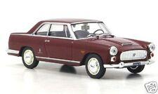 wonderful modelcar Lancia Flaminia Coupé 3B - darkred - scale 1/43