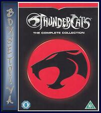 Thundercats The Complete Collection Digital Versatile Disc DVD Region 2 Bra