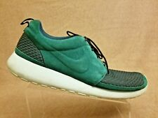 Nike Rosherun WVN Woven Dark Atomic Teal 555602-334 Men Athletic Shoes Size 15