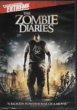Zombie Diaries (DVD) horror zombies NEW & SEALED!