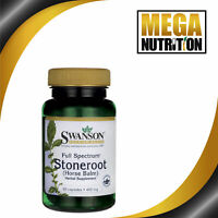 Swanson Full Spectrum Stoneroot (Horse Balm) 400mg 60 Cap | Urinary Tract Health