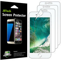 JETech Screen Protector for iPhone 8 Plus and iPhone 7 Plus PET HD Film 3-Pack