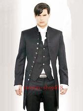 Wedding Dress Men's Formal wear Wedding Morning Suits Groom's Tuxedo Custom NEW