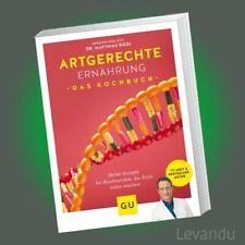 ARTGERECHTE ERNÄHRUNG - DAS KOCHBUCH   DR. MATTHIAS RIEDL   Meine Rezepte ...