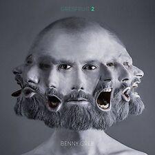 BENNY GREB - GREBFRUIT2 (BLACK VINYL+MP3)   VINYL LP NEU