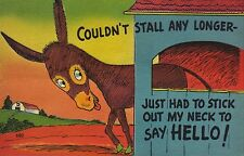 USA 1948 FUNNY COMIC PICTURE POST CARD