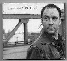 Dave Matthews - Some Devil + Bonus 5 Live Track CD  (2 CD Set 2003)