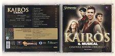 Cd KAIROS IL MUSICAL Colonna sonora originale - Fede & Cultura PERFETTO Padova