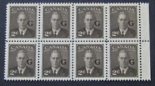 "CANADA STAMPS 1951 ""G"" o.p. O180 MNH."