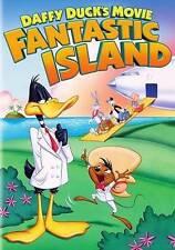 Daffy Ducks Movie - Fantastic Island (DVD, 2014)