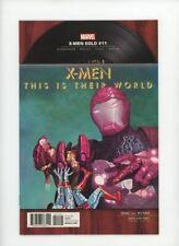 X-MEN: GOLD #11 | Marvel | Nov 2017 | Vol 2 | Mike Del Mundo Rock-N-Roll Variant