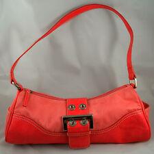 Schicke Handtasche Henkeltasche Clutch Betty Barclay Pink/Rosa Zweifarbig