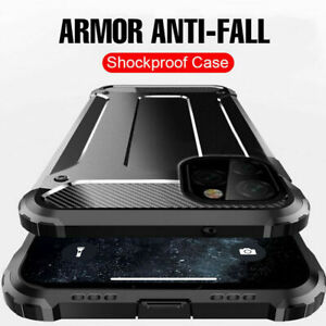 Case for Apple iPhone X XR Xs-Max 11 12 Mini / Pro / Max Shockproof Tough Armour