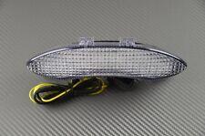 Luz trasera LED claro con señal vuelta integrado Triumph Tiger 1050 Sport 13 16