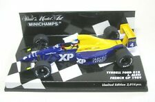 Tyrell Ford 018 No.4 Jean Alesi French GP 1989 1:43