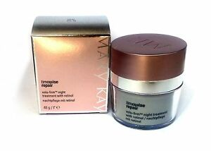 Mary Kay TimeWise Repair Volu-Firm Night Treatment With Retinol, Fresh, New!