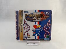 WORLD CUP '98 1998 ROAD TO WIN FRANCE SEGA SATURN IMPORT JAP GIAPPONESE GS-9196