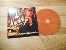 CD Pop Leo Nardell - Laat De Boel Maar Lekker Waaien (2 Song) SONY MUSIC MM