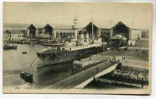 CPA - Carte Postale - France - Cherbourg - L'Arsenal (M7163)