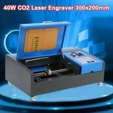 40W CO2 USB laser machine à graver/Gravure dans gravure découpe 5℃-40℃ 300x200mm